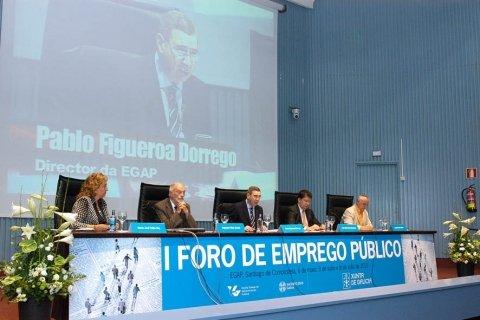 Valores da Administración Pública e os seus funcionarios Públicos (4) - I Foro sobre Empleo Público